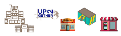 Edifici commerciali su UP2gether
