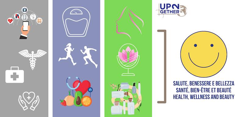 UP2gether settore salute, benessere e bellezza