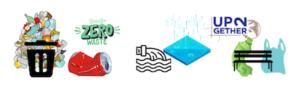 Riciclaggio materiali per progetti su UP2gether