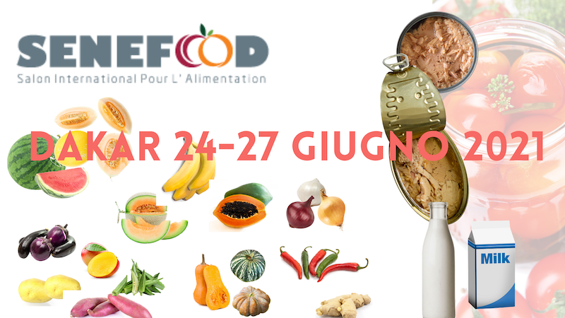 Senefood fair of food and transformation processes