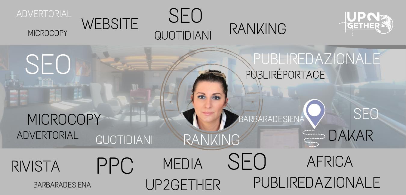 Publiredazionali, ufficio stampa e pubbliche relazioni con UP2gether