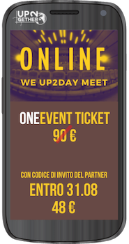 oneEVENT ticket Costruzioni UP2Day2021