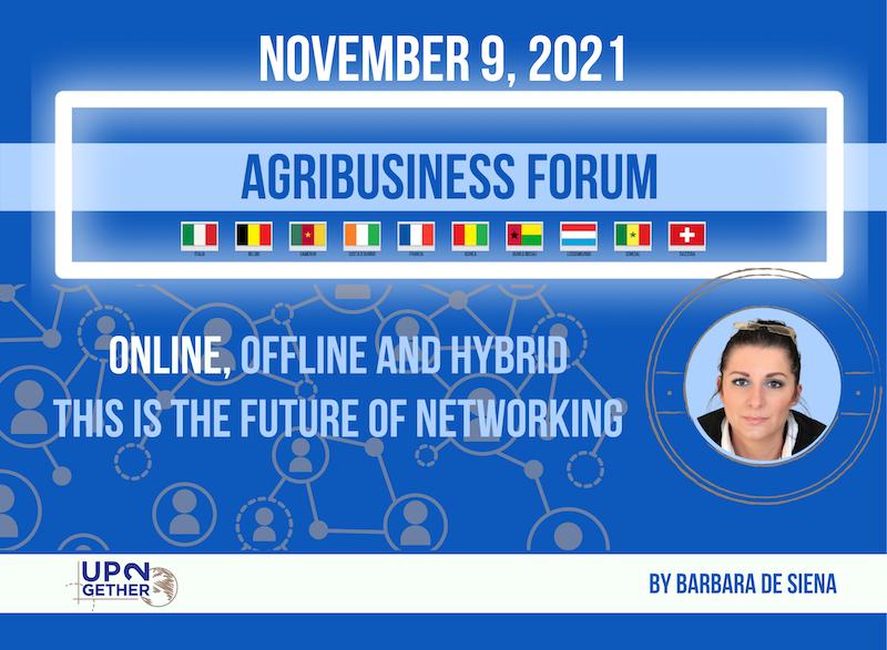 Agribusiness UP2Day on UP2gether november 9